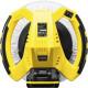 Акумулаторна полирмашина TROTEC PPOS 10-20V, 20 V, 2 Ah, 245 мм, с батерия, зарядно и кечета за полиране