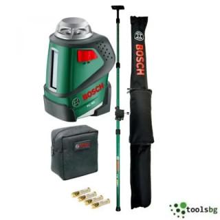 Лазерен нивелир Bosch PLL 360 + TP 320