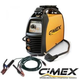 Инверторен електрожен CIMEX ARC200 200А