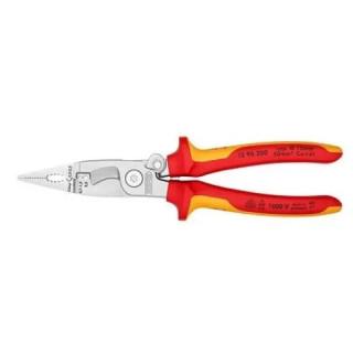 Инсталационни клещи Knipex, Електро, Изолирани, 1000 V
