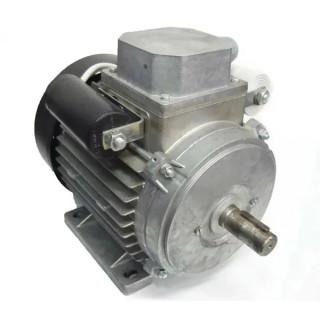 Електродвигател асинхронен монофазен с лапи MMotors, 2200 W, 1410 об./мин, 220 V