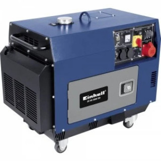 Дизелов генератор за ток BT-PG 5000 DD трифазен на Einhell