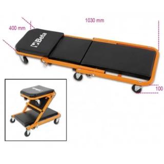 Лежанка, трансформираща се в стол, 3002, Beta Tools