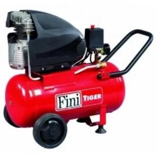 Монофазен бутален компресор Fini SUPERTIGER/I 285M /50л., 1.5 KW, 10 bar/