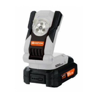 LED лампа акумулаторна DAEWOO DALL18-1