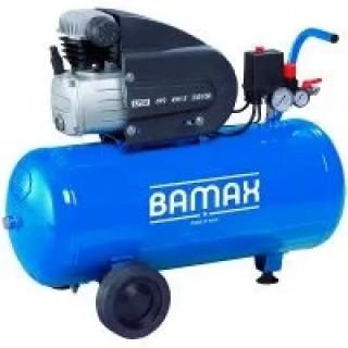 Монофазен компресор BAMAX BX29/200CM3 /10 bar , 3 к.с. , 200 l/