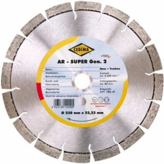 Диамантен диск за бетон CEDIMA BETON II - ф500