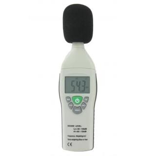 Измервател на нивото на шума до 130 dB