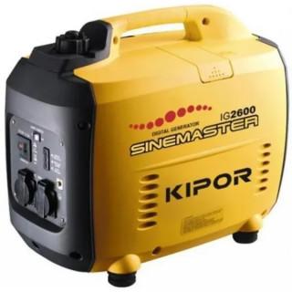 Бензинов генератор Kipor IG 2600