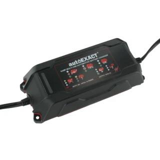Дигитално зарядно за батерии (220-240V - 5 AMP)