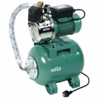 Хидрофорна самозасмукваща помпена система WILO HWJ-203 X-EM 24L