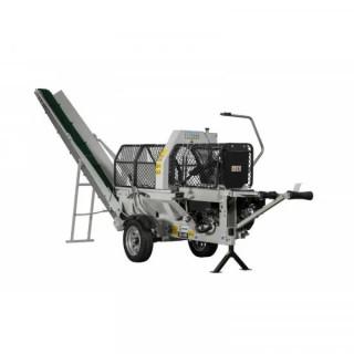 Машина за рязане и цепене на дърва LUMAG SSA 400G / 12.7 к.с
