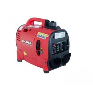 Бензинов генератор за ток Raider RD-GG05 1kW