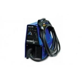 Апарат за плазмено рязане инверторен с компресор Weldcut-Punto Plasma 25 A, 230 V, 10 мм Fe, IP23 Tecnomec IRIN 29K