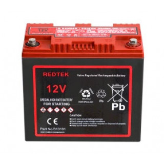 Батерия Lemania Redtek 12V 25Ah за бустери