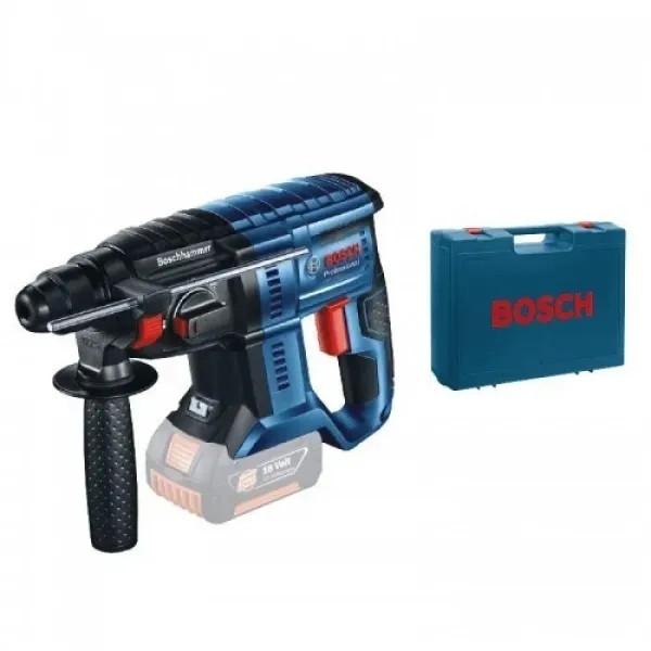 Акумулаторен перфоратор Bosch GBH 180-LI - 4,0Ah SDS-plus