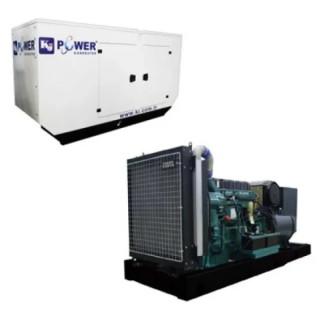 Дизелов генератор KJ POWER KJV-110