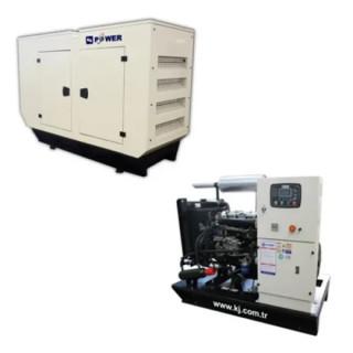 Дизелов генератор KJ POWER модел KJT-12