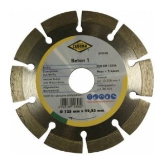 Диамантен диск за бетон ф450мм Cedima AR Standart