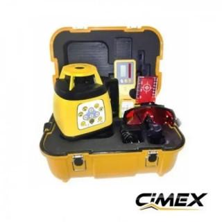 Ротационен лазерен нивелир Cimex HV500PL