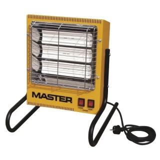 Инфрачервен електрически отоплител MASTER TS 3A 2.4kW