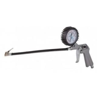 Пистолет за помпане на гуми с манометър Raider RD-TI01
