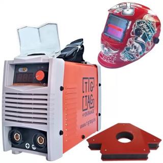 Инверторен електрожен ММА 230 Pro.R с фтосоларна маска