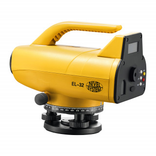 Оптичен нивелир Nivel System EL-32 / 32x, 1,0mm/1km с 1000 позиции