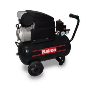 Електрически бутален компресор Balma ORION MS25 /1.8 kW, 50 l, 10 bar/