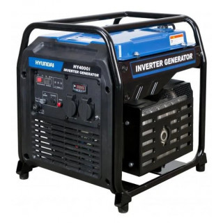 Инвенторен генератор HYUNDAI HY 4000i