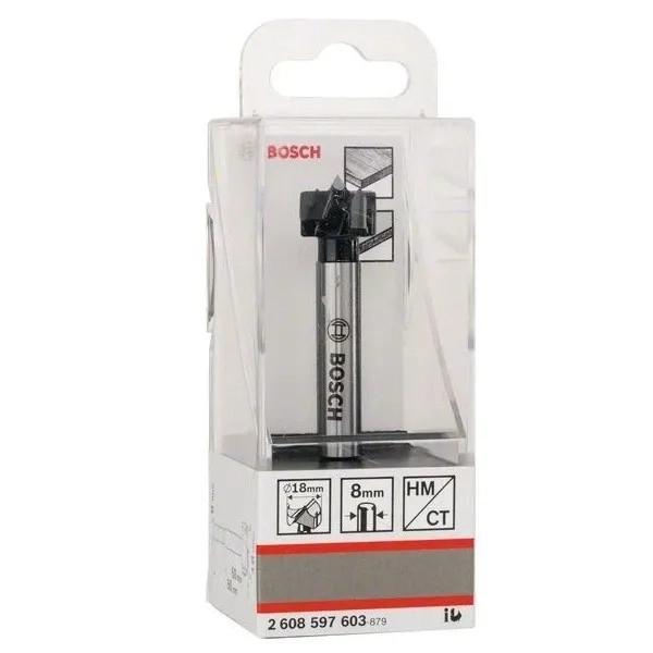 Свредло челен фрезер - твърдосплавно на Bosch 18.0 mm