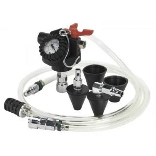 Система за запълване и обезвъздушаване на радиатори и охлаждащи вериги Sealey