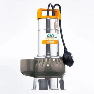 Потопяема дренажна помпа City Pumps RANGER 8/35M 600 W