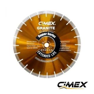 Диамантен диск за рязане на гранит 350 мм
