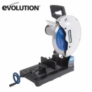 Отрезна машина с диск за рязане на стомана EVOLUTION EVOSAW355