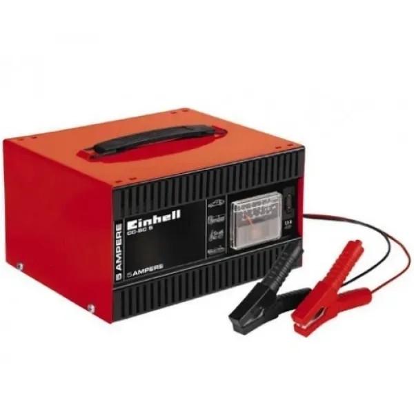 Зарядно устройство CC-BC 5 на Einhell