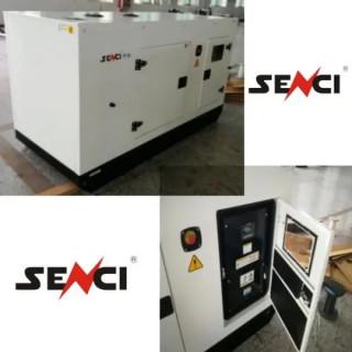 Стационарен генератор SENCI SCDE 55YS