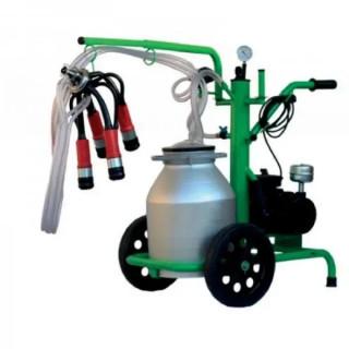 Доилен агрегат Gardenia 30 литра - 180 л/мин