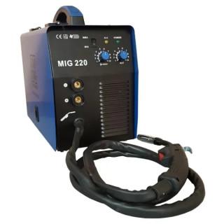 Телоподаващ заваръчен апарат MIG 220DSH