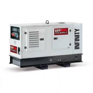 Дизелов трифазен генератор Genmac Infinity G15KS Generator 17 KVA
