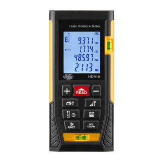 Лазерна ролетка Nivel System HDM-9 /90 м, ±2 мм/
