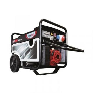Бензинов монофазен генератор Genmac Combipro RG7300HC-M5 AVR Generator 7.1 KVA