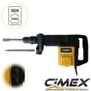 Професионален къртач 11 кг., CIMEX H11