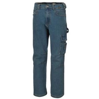 Работни джинси от еластичен плат, 7525 - М размер, Beta Tools