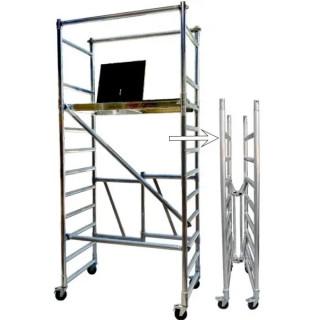 Сгъваемо Модулно Алуминиево скеле - AS 5000