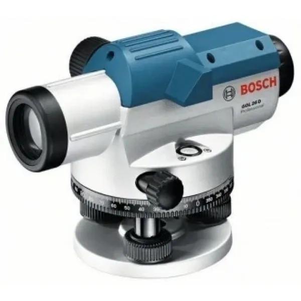 Оптичен нивелир Bosch GOL 26 G