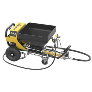 Шнекова безвъздушна помпа за боядисване с високо налягане Plast Coat HP 30 Spraypack
