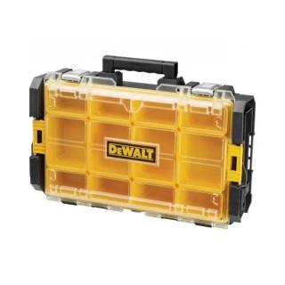 Пластмасов куфар-органайзер DEWALT TOUGHSYSTEM DWST1-75522