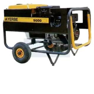 Монофазен бензинов генератор AYERBE 9000 V MN