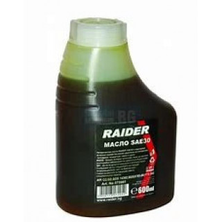 Масло Raider SAE30 600ml